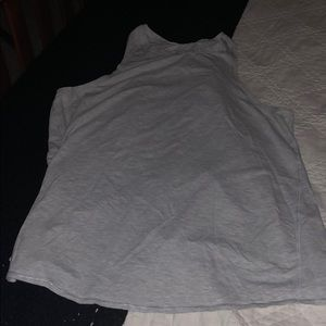 All tied up lululemon size 12 tank in Gray